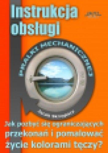 Okładka książki Instrukcja obsługi pralki mechanicznej