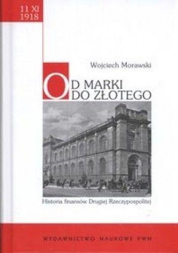 Okładka książki Od marki do złotego