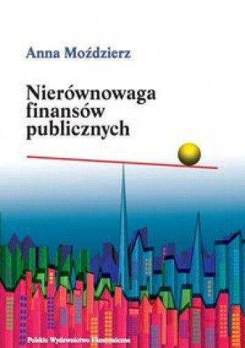 Okładka książki Nierównowaga finansów publicznych