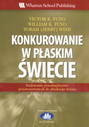 Okładka książki Konkurowanie w płaskim świecie