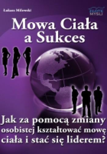 Okładka książki Mowa Ciała a Sukces