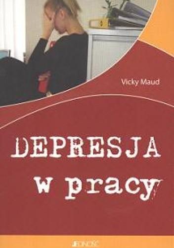Okładka książki Depresja w pracy