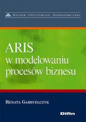 Okładka książki ARIS w modelowaniu procesów biznesu