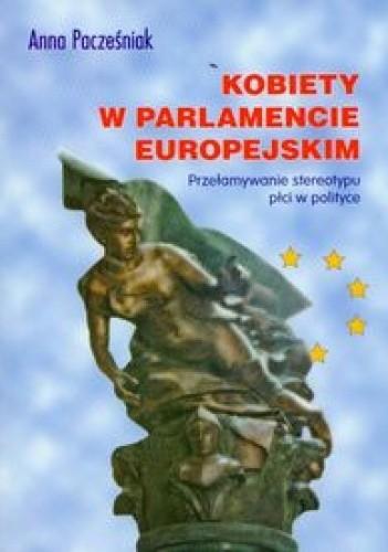 Okładka książki Kobiety w Parlamencie Europejskim