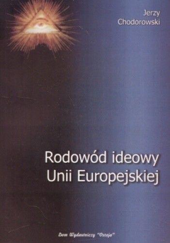 Okładka książki Rodowód ideowy Unii Europejskiej