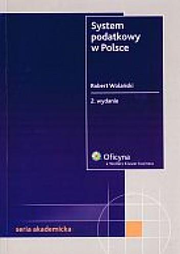 Okładka książki System podatkowy w Polsce