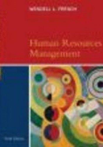 Okładka książki Human Resources Management 6e