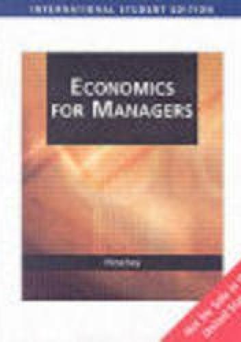 Okładka książki Managerial Economics