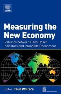 Okładka książki Measuring the New Economy
