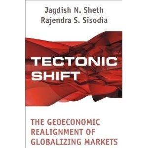 Okładka książki Tectonic Shift: The Geoeconomic Realignment of Globalizing Markets