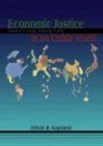 Okładka książki Economic Justice in an Unfair World