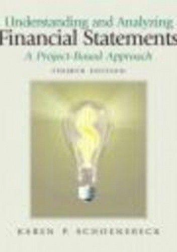 Okładka książki Understanding && Analyzing Financial Statements