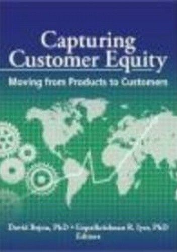 Okładka książki Capturing Customer Equity