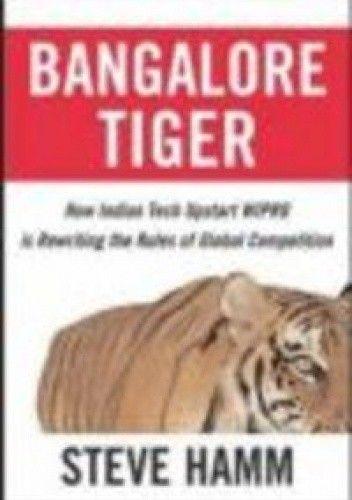 Okładka książki Bangalore Tiger