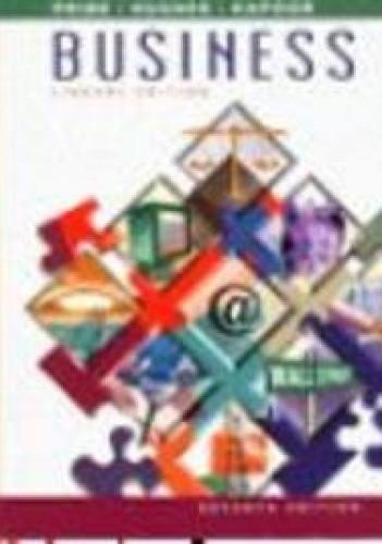 Okładka książki Business + CD
