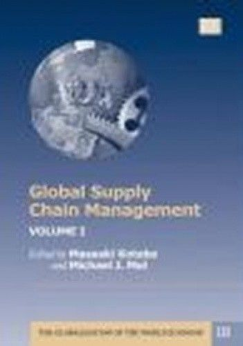 Okładka książki Global Supply Chain Management