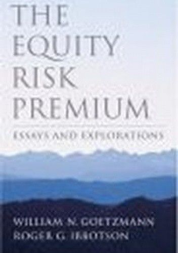 Okładka książki Equity Risk Premium
