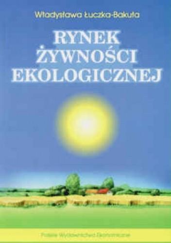 Okładka książki Rynek żywności ekologicznej