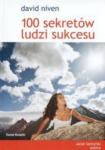 Okładka książki 100 sekretów ludzi sukcesu