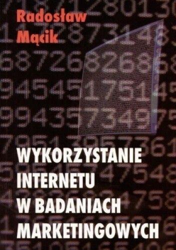 Okładka książki Wykorzystanie internetu w badaniach marketingowych