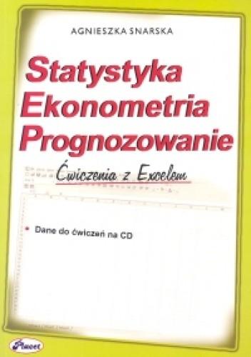 Okładka książki Statystyka. Ekonometria. Prognozowanie
