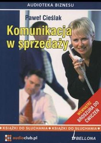 Okładka książki Komunikacja w sprzedaży. Książki audio