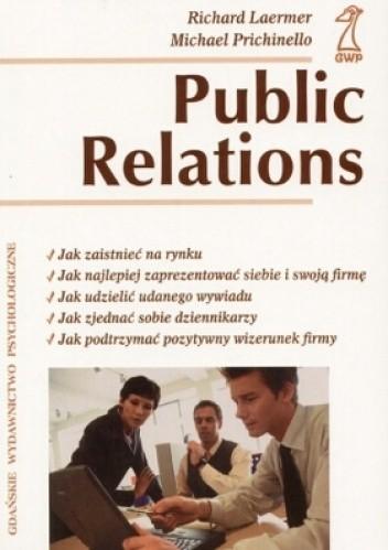 Okładka książki Public Relations