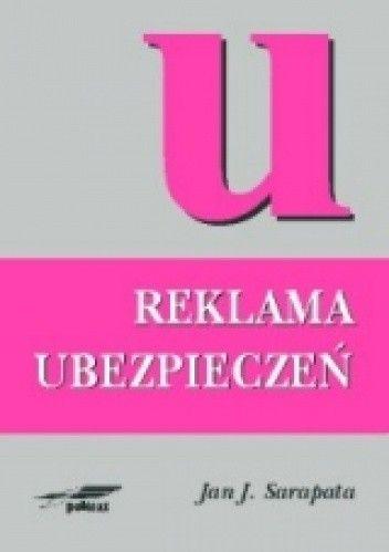 Okładka książki Reklama ubezpieczeń