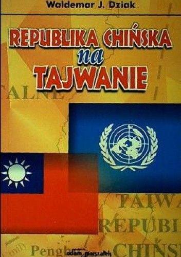 Okładka książki Republika Chińska na Tajwanie