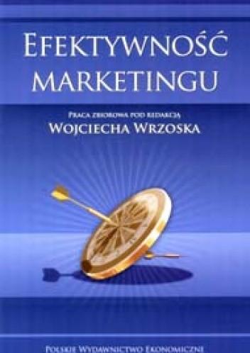 Okładka książki Efektywność marketingu