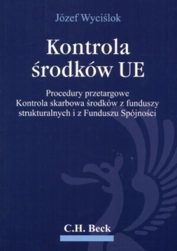 Okładka książki Kontrola środków UE