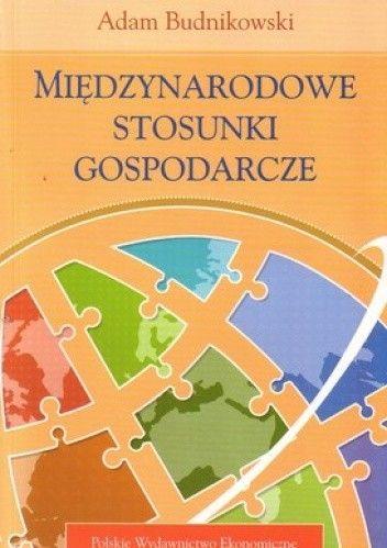 Okładka książki Międzynarodowe stosunki gospodarcze