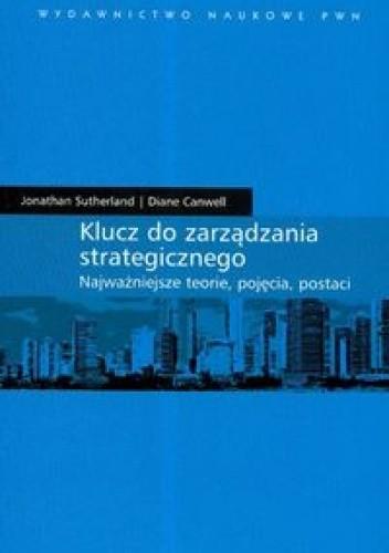Okładka książki Klucz do zarządzania strategicznego