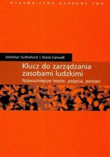 Okładka książki Klucz do zarządzania zasobami ludzkimi