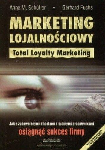 Okładka książki Marketing lojalnościowy