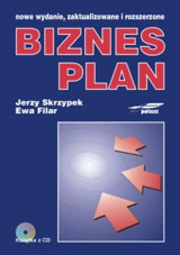 Okładka książki Biznes plan