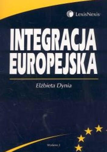 Okładka książki Integracja europejska