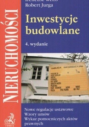 Okładka książki Inwestycje budowlane