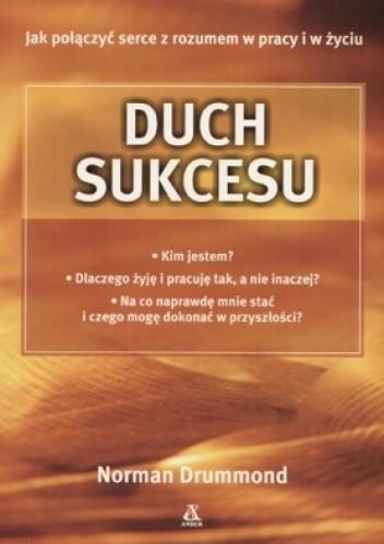 Okładka książki Duch sukcesu