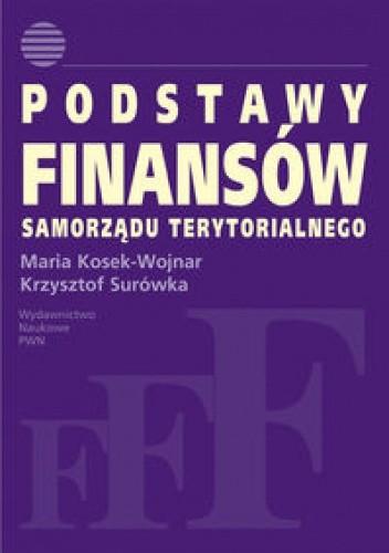 Okładka książki Podstawy finansów samorządu terytorialnego