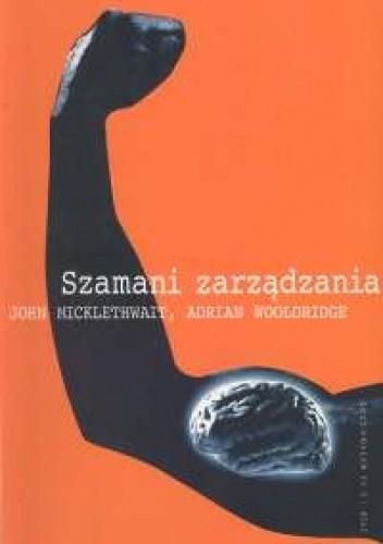 Okładka książki Szamani zarządzania