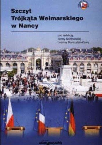 Okładka książki Szczyt Trójkąta Weimarskiego w Nancy