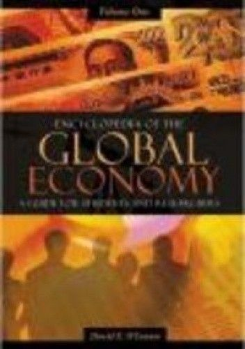 Okładka książki Encyclopedia of the Global Economy 2 vols