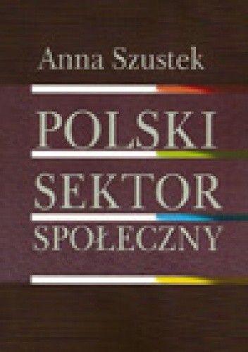 Okładka książki Polski sektor społeczny