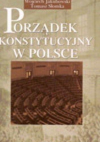 Okładka książki Porządek konstytucyjny w Polsce