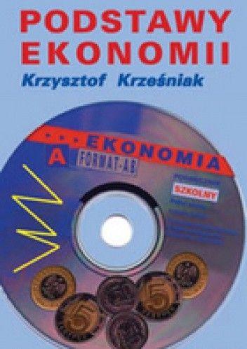 Okładka książki Podstawy ekonomii+cd