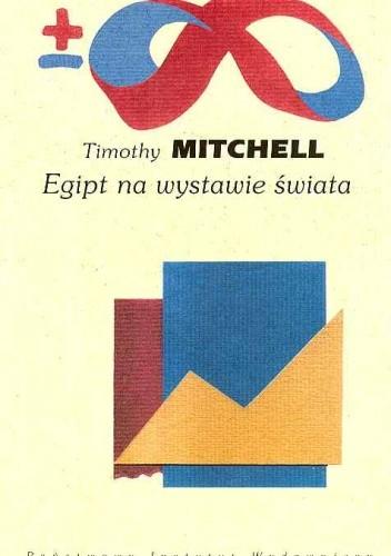 Okładka książki Egipt na wystawie świata
