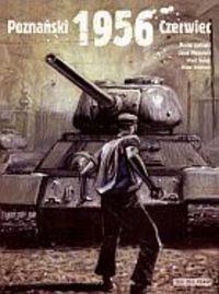 Okładka książki 1956: Poznański czerwiec