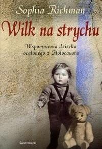 Okładka książki Wilk na strychu