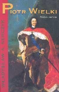 Okładka książki Piotr Wielki